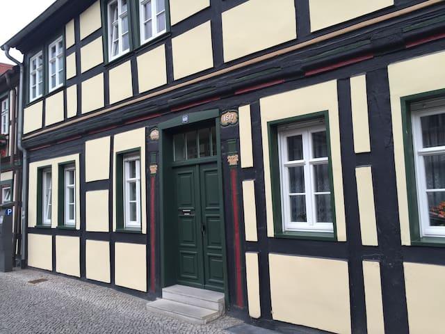 Altstadt Ferienwoh.   Anno 1617