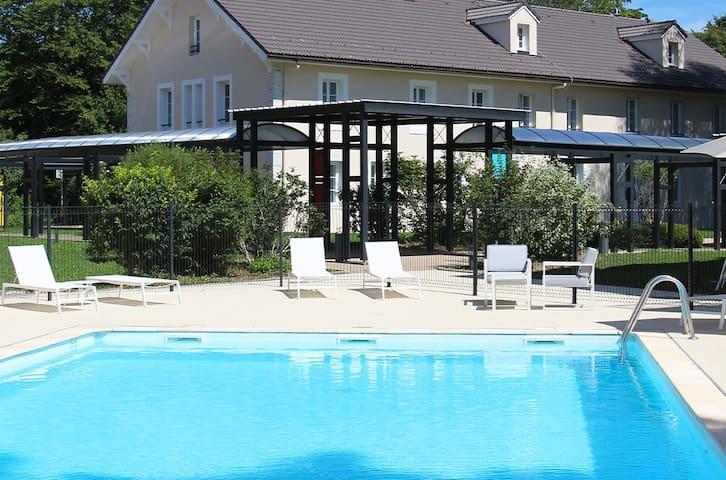 M3 Hotel & Residence Ferney Geneva, Superior Room