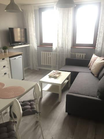 Oświęcim的民宿