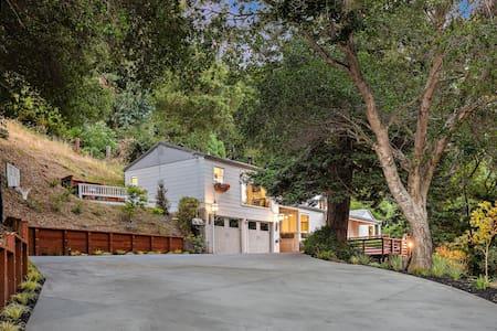Redwood Sanctuary Oakland Hills