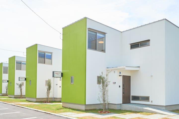 Kamiamakusa的民宿