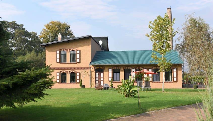 Kelbra (Kyffhäuser)的民宿