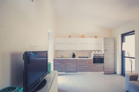 Casa con accesso privato alla spiaggia di Geremeas