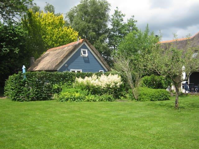 羊角村(Giethoorn)的民宿
