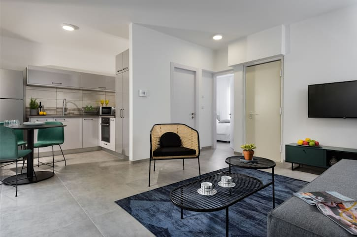 Beer Sheva Old Town 2BR Apt by Master Collections