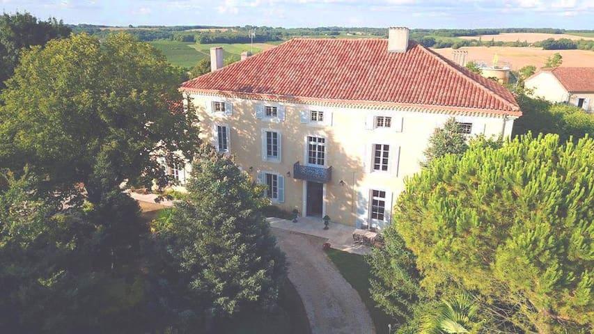 Lagraulet-du-Gers的民宿