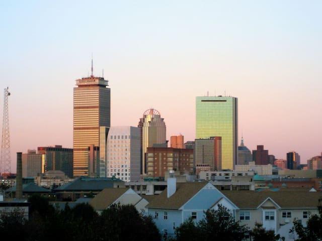 波士顿的民宿