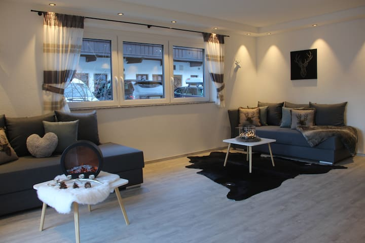 Modernes Apartment Kristall