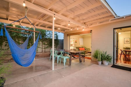 Retreat, Work, Play - Hip Central Guest House