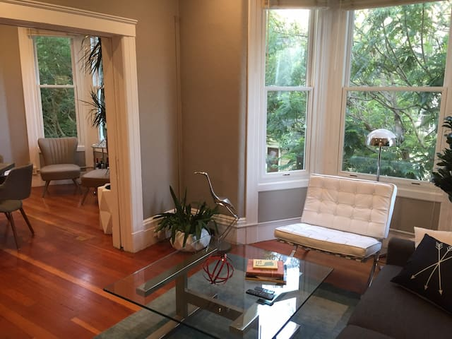 Charming Edwardian in the Castro - Bedroom