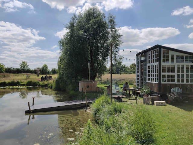 Langemark-Poelkapelle的民宿