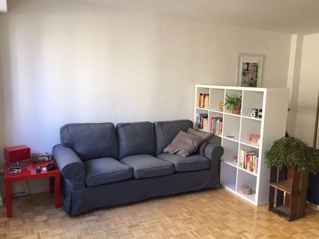 Bright & Clean Studio in the heart of Toronto