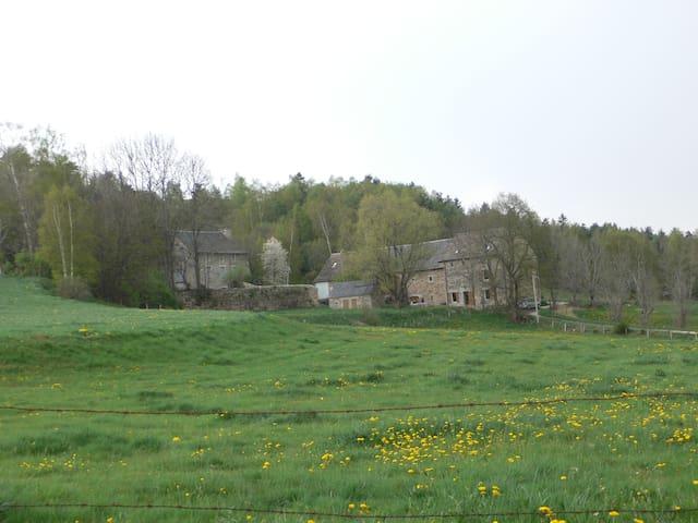 Saint-Chély-d'Apcher的民宿