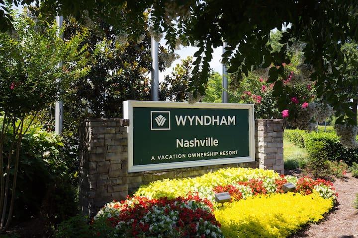 Wyndham Nashville Resort (2 Bedroom 2 Bath)