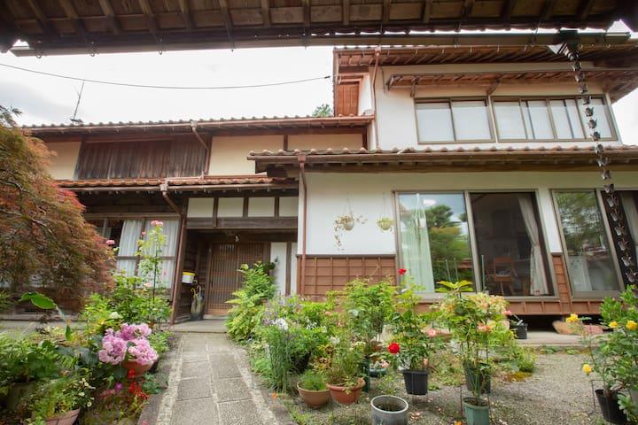 Nambu, Saihaku-gun的民宿