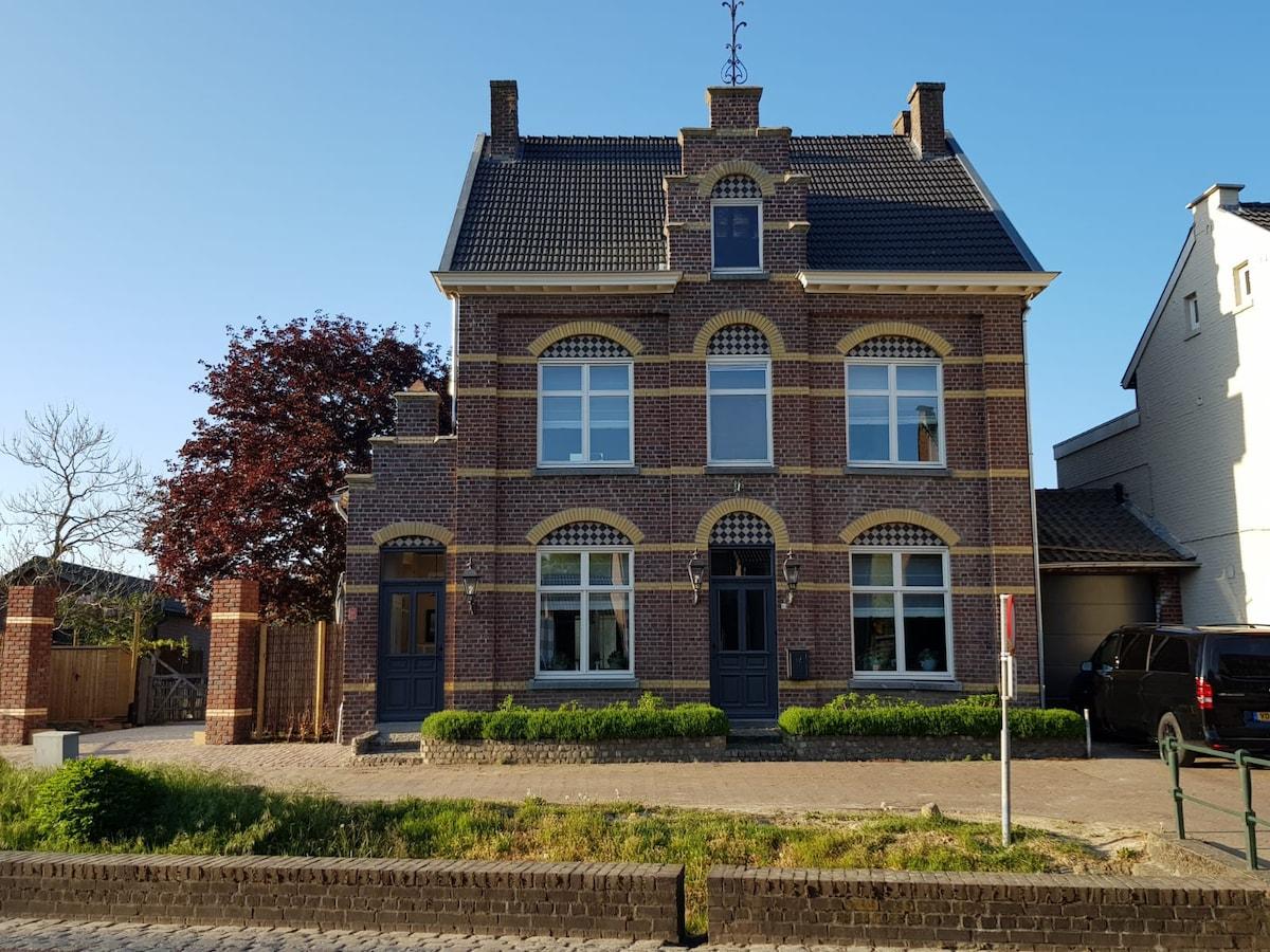 Studio in karakteristiek Herenhuis