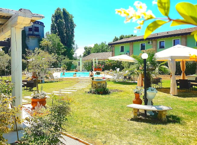 Gragnano Trebbiense的民宿