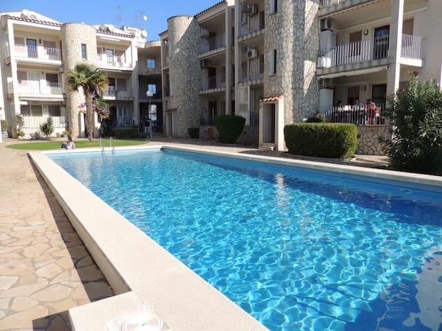 Appartement idéal vacances Empuriabrava