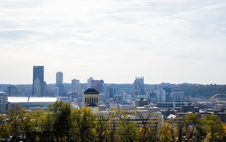 匹兹堡的民宿