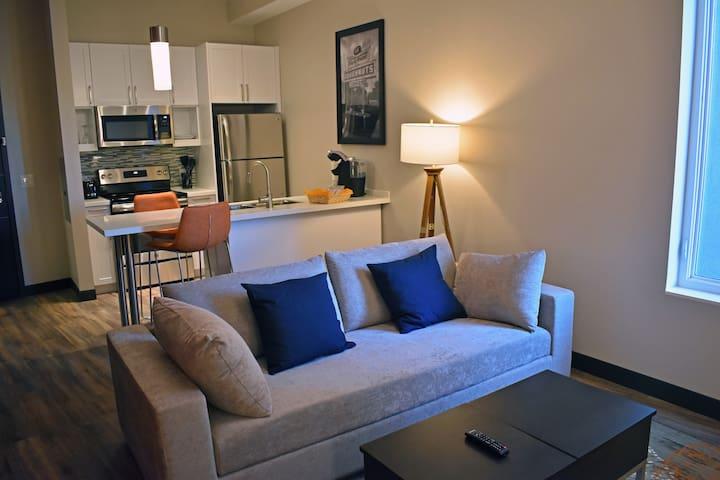 1 Bedroom Residence M Boylan Ave