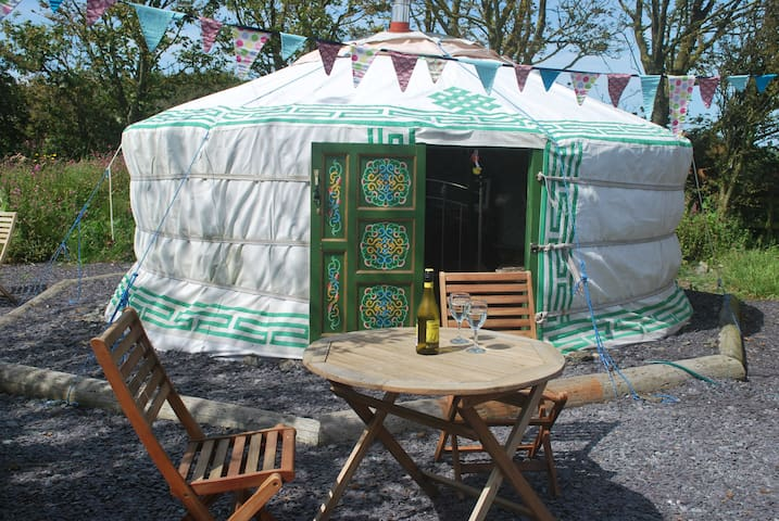 Rhoscolyn Yurt -  in a peaceful private location