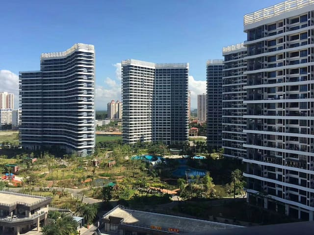 菊水轩-东方一线海景公寓