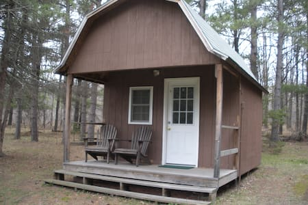 The Farm By The Lake - Jack Pine Cabin