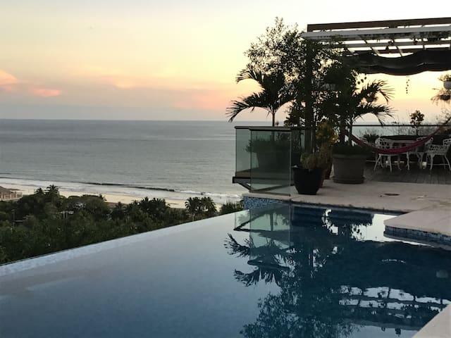 Playa El Majahual的民宿