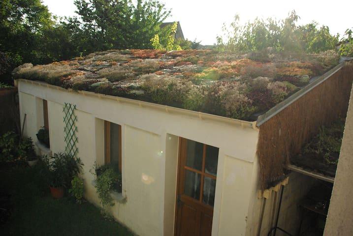 迷人的小房子 — 到巴黎只需12分钟