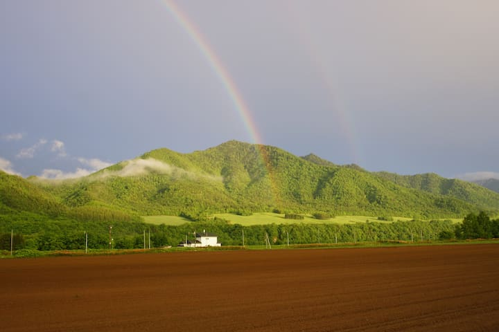Monbetsu-gun的民宿