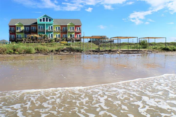 Bolivar Peninsula的民宿
