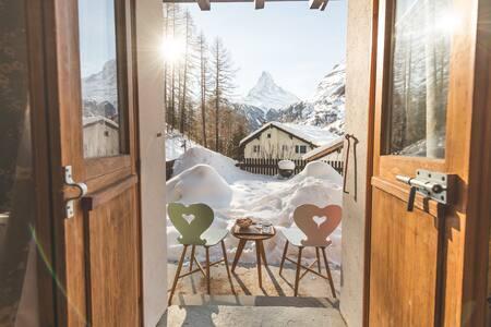 Trudi's Terrace: Matterhorn Views you can't Beat!!