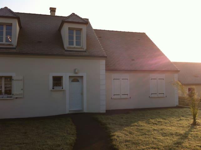Montigny-Lencoup的民宿