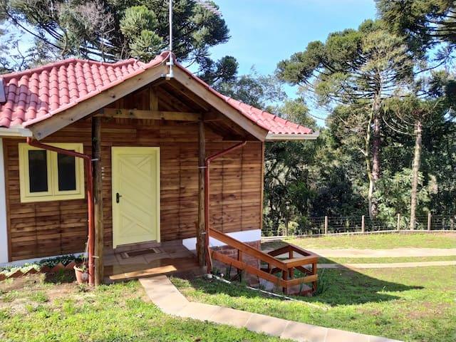 Nova Petrópolis的民宿