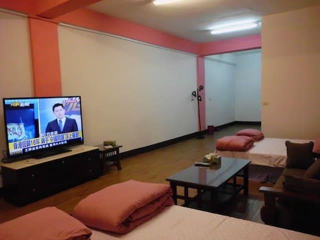 花莲市的民宿