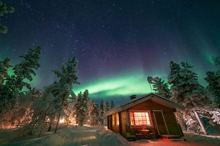 Chalet of Auroras