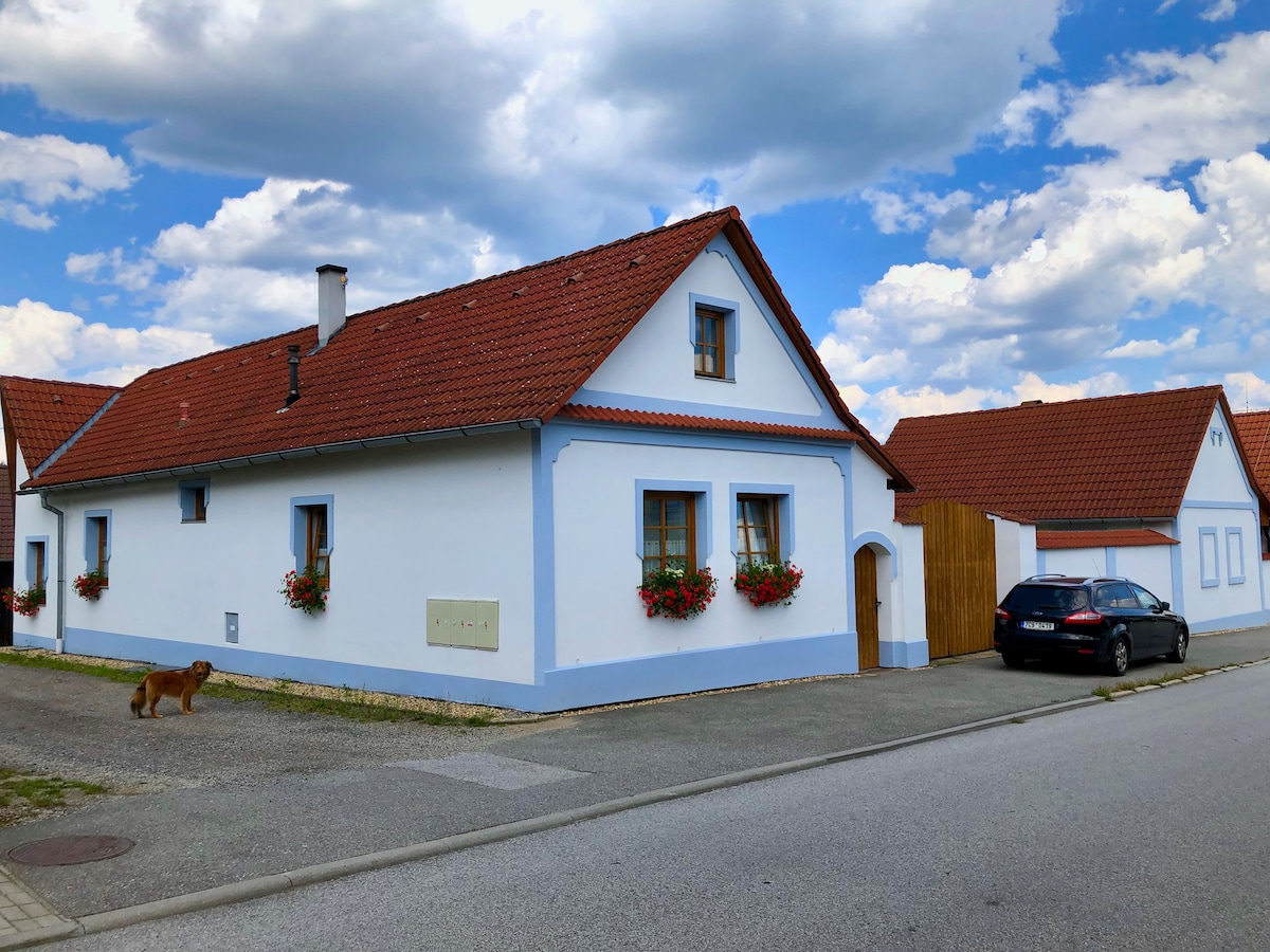 Private accomodation in the heart of South Bohemia