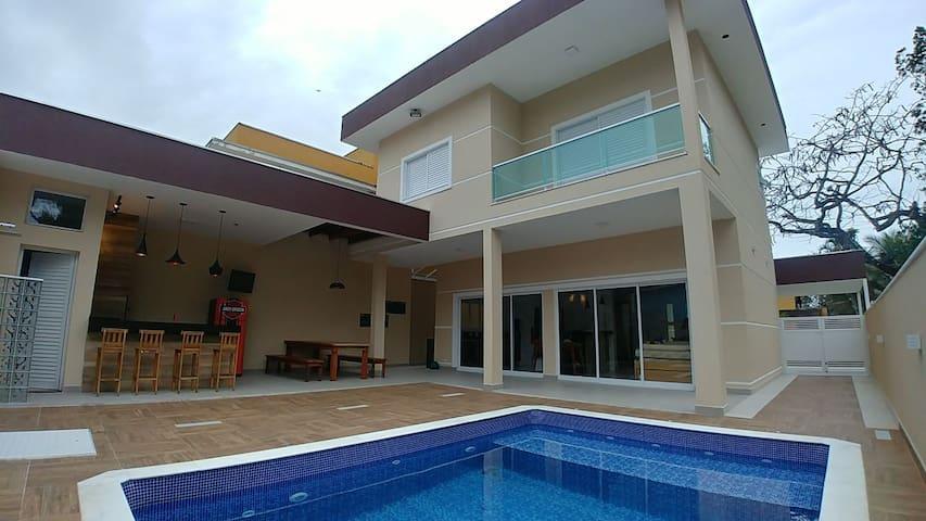 Massaguaçu的民宿