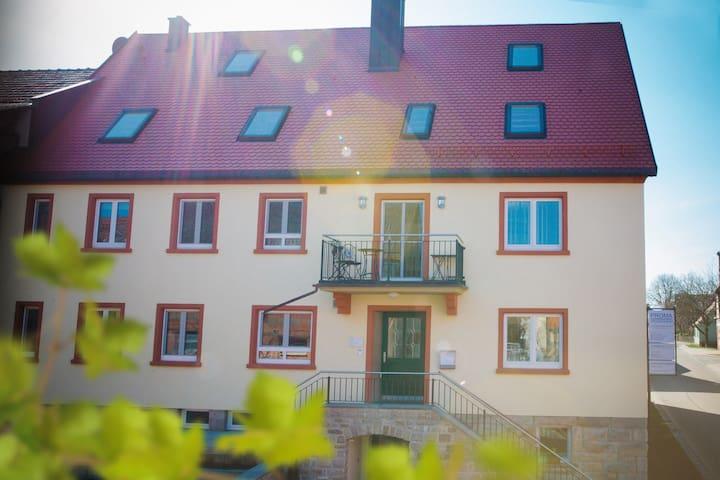 Weigenheim的民宿