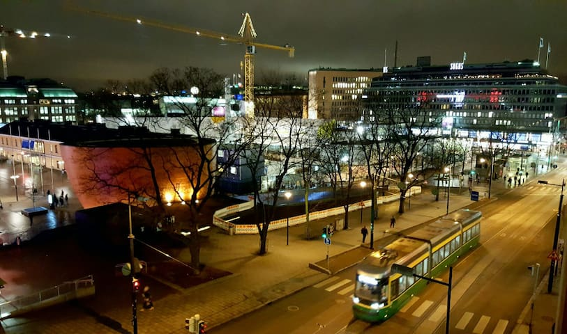 Helsinki with a view