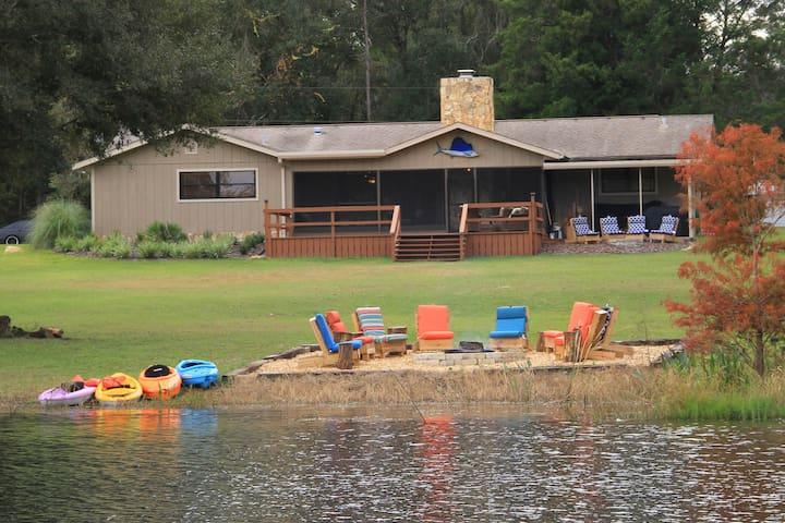 Murphy's Lake House and Retreat!!!