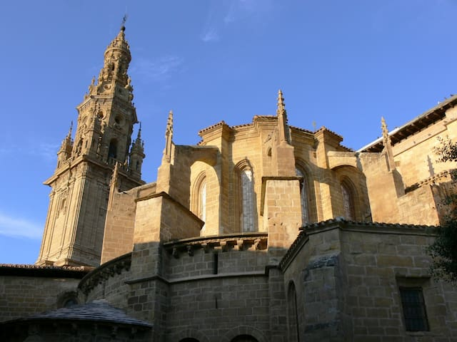 Santo Domingo de la Calzada的民宿