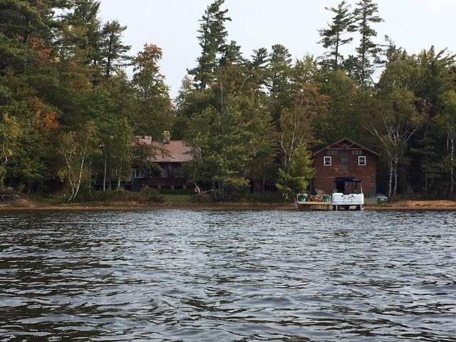 Lake Clear的民宿