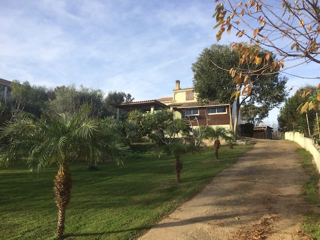 Taglio-Isolaccio的民宿