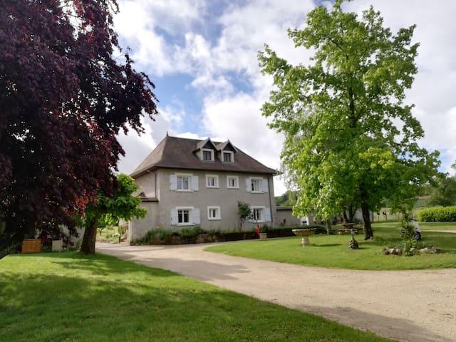 Charancieu的民宿