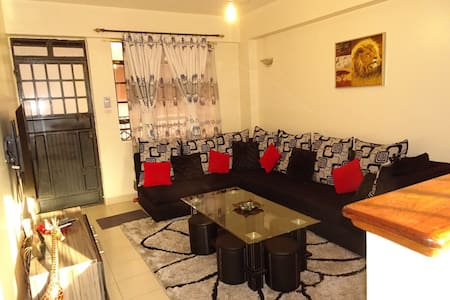 Comfortable apartment next to the Nairobi Museum.