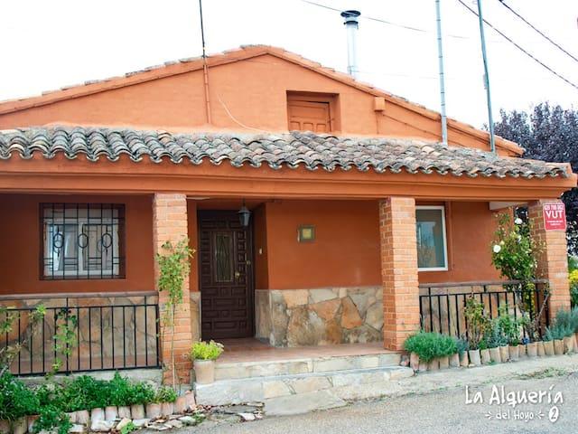 Cañada del Hoyo的民宿