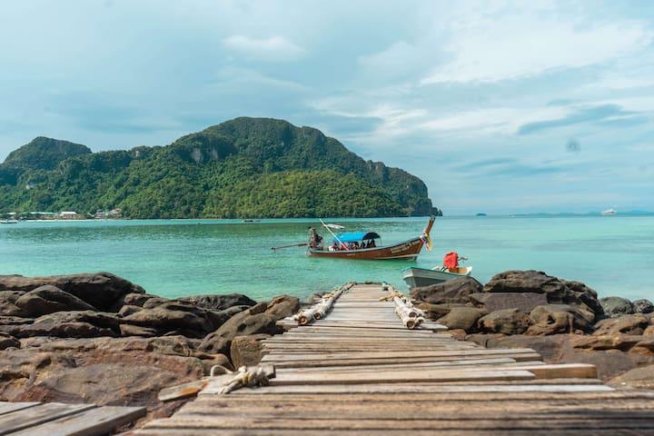 Ko Phi Phi的民宿