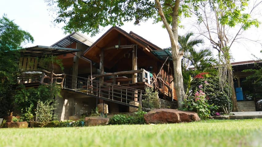Klat Luang的民宿