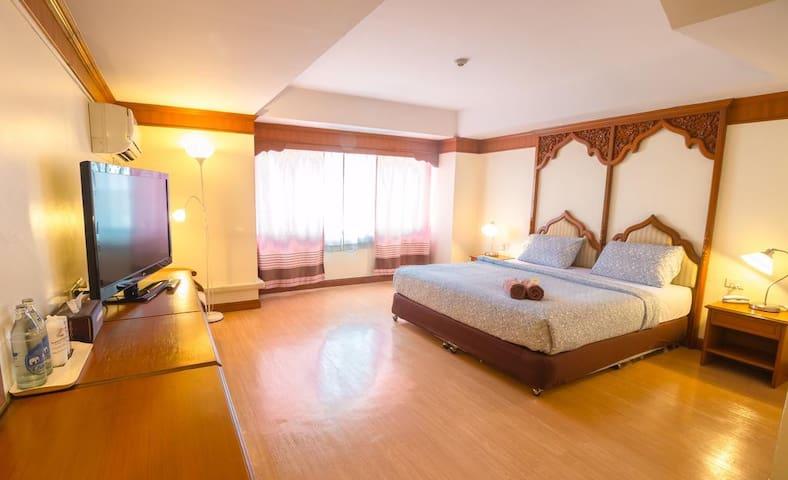 Tambon Pratuchai的民宿